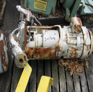 Used WORTHINGTON D1000 PUMPS Pumps & Pump Parts For Sale
