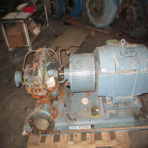 Used ALLIS CHALMERS 8000 SERIES Pumps & Pump Parts For Sale