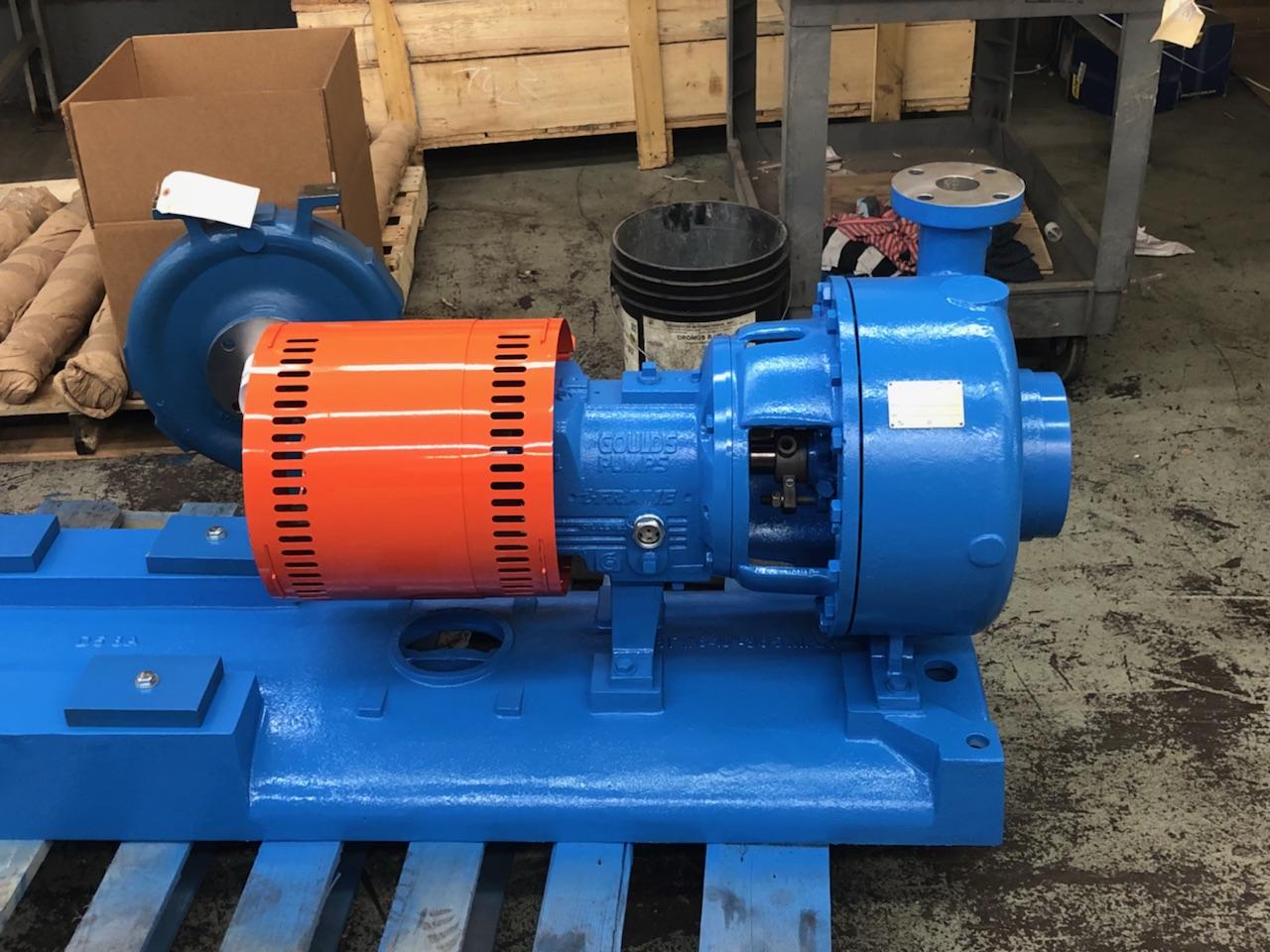 Used 3196 Pumps & Pump Parts For Sale | HISCO Pump