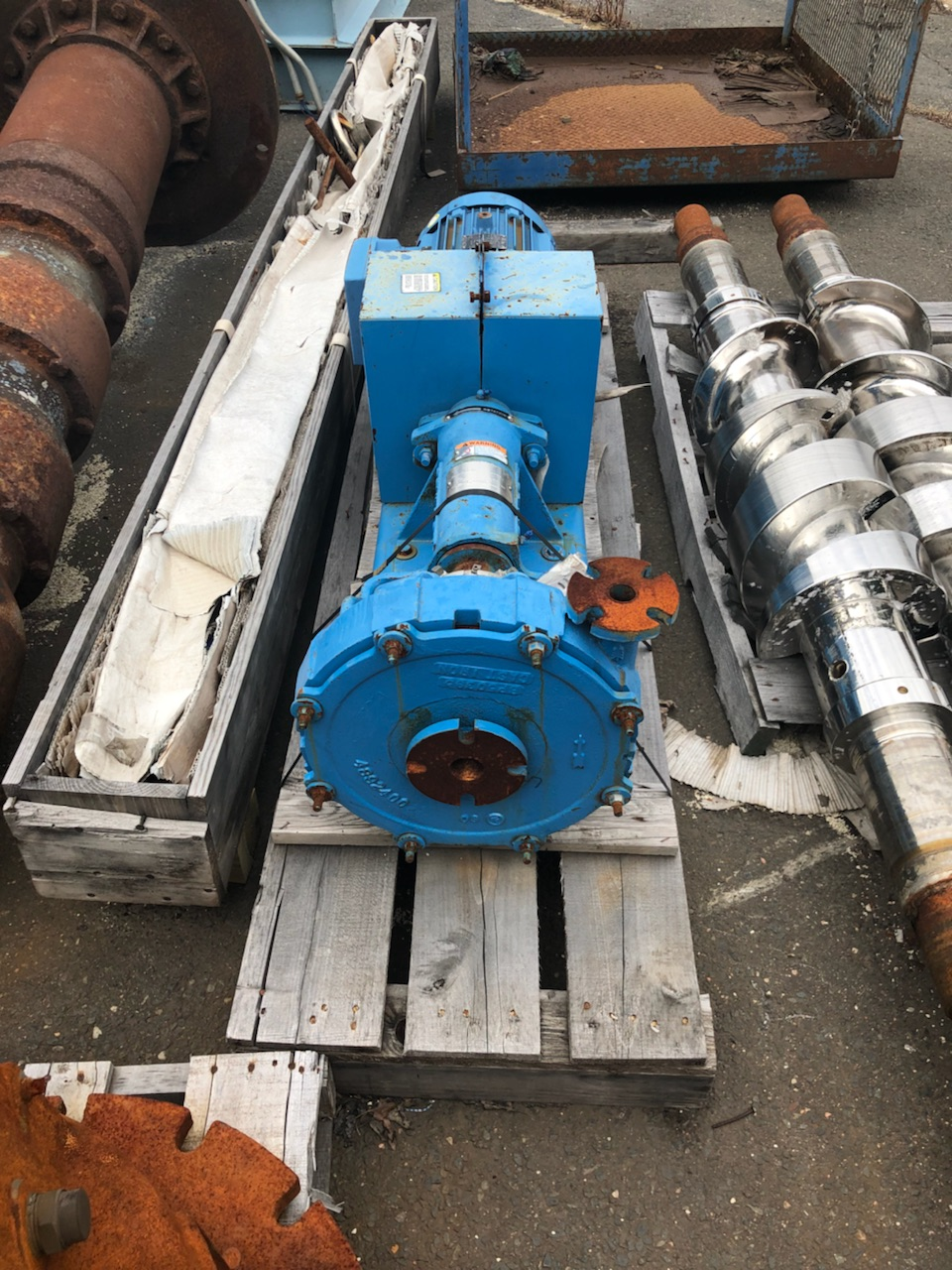 Used OTHER GOULDS PUMPS Pumps & Pump Parts For Sale   HISCO Pump