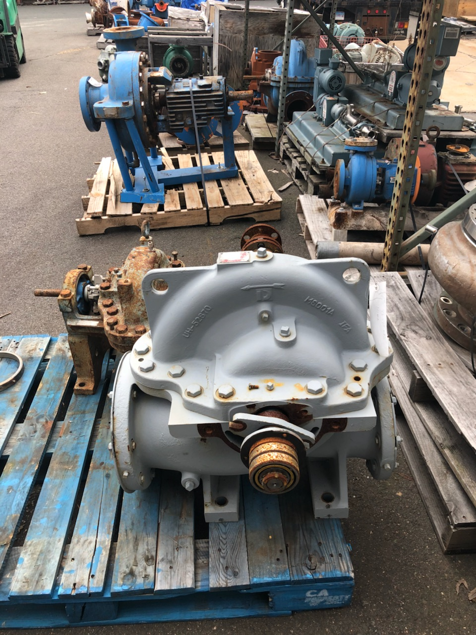 Used WORTHINGTON LR PUMPS Pumps & Pump Parts For Sale | HISCO Pump