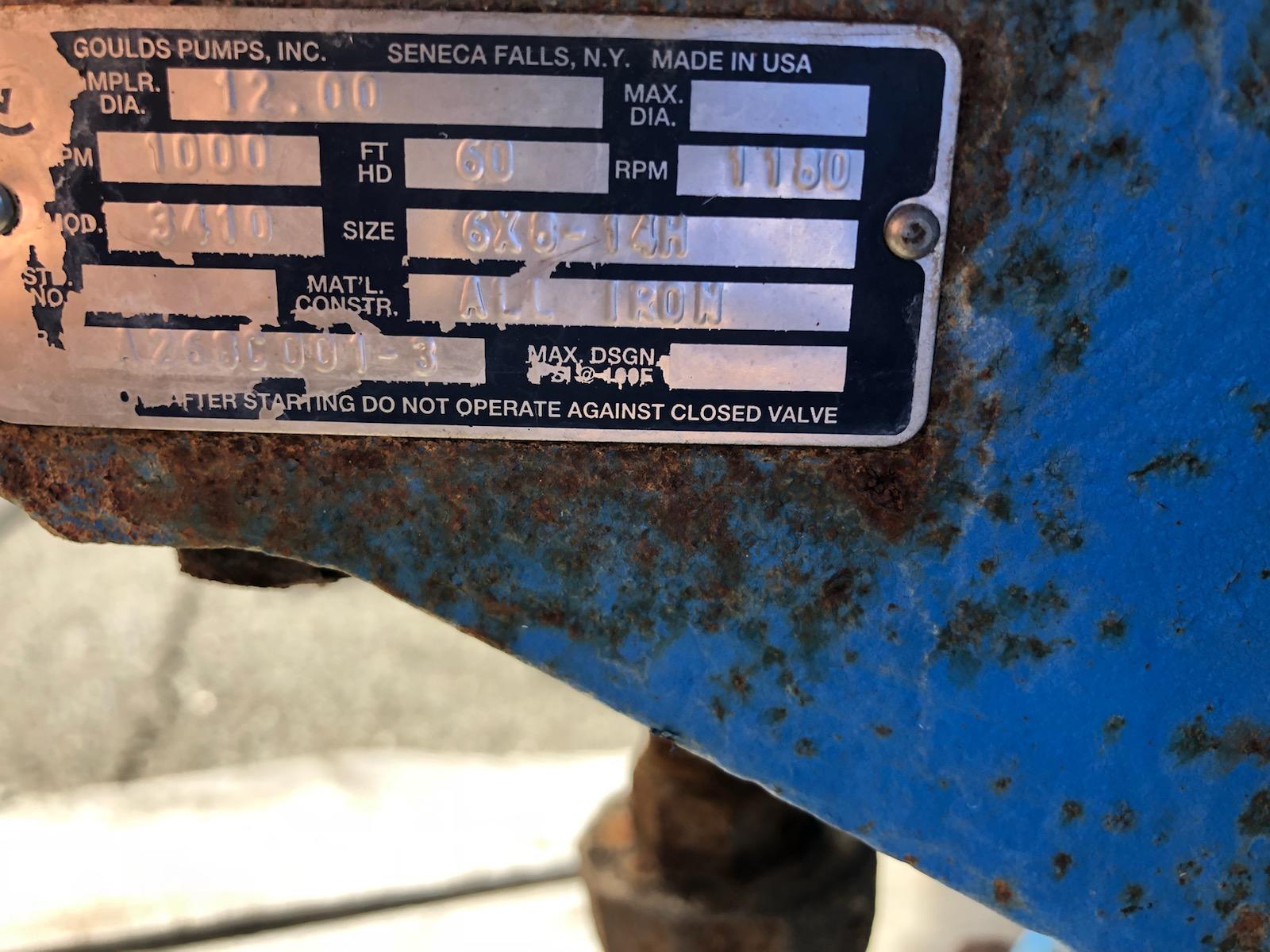 Used 3410 Pumps & Pump Parts For Sale | HISCO Pump